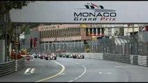 F1 2007 Monaco Grand Prix Race Highlights