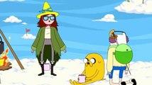 Adventure Time S09E04,E05 - Elements 3 Winter Light