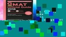 F.R.E.E [D.O.W.N.L.O.A.D] GMAT Official Guide 2018: Book + Online by GMAC (Graduate Management