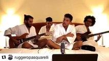Muy cool!!!  #Calypso #Repost  uggeropasquarelli・・・LINK EN MI BIO  No hay cosa más linda que divertirse haciendo música  nosotros lo hicimos en una habita