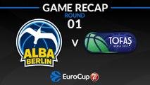 Highlights: Alba Berlin - Tofas Bursa