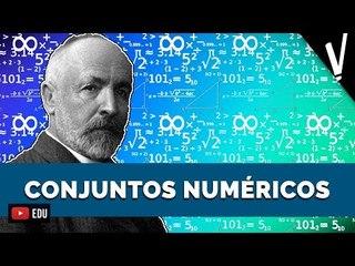 CONJUNTOS NUMÉRICOS   Matemática