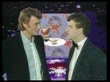 Johnny Hallyday -Interview Jacky - 1984