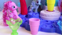 Tv cartoons movies 2019 Play Doh Magic Swirl Ice Cream Shoppe Hasbro Playset Toys Review Play-Doh Magic Swirl Machine