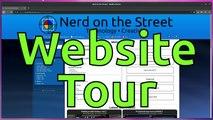NOTS Website Tour 2018