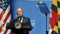 Bloomberg To Make $20 Million Donation To Democratic Senate Candidates