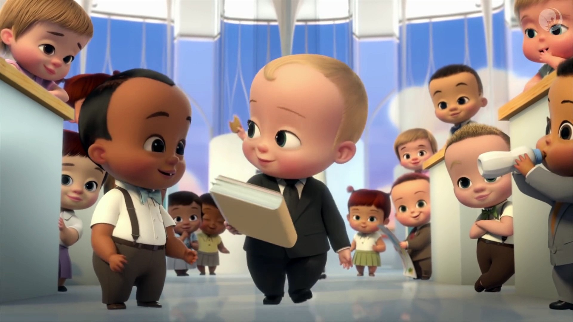 The Boss Baby Back In Business Season 2 Video Dailymotion