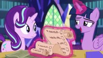 My Little Pony Friendship is Magic S06E01 - The Crystalling - Part 1