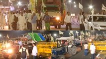 Kisan Kranti Padyatra: Modi Government से नाखुश होकर लौटे किसान, Opposition ने घेरा |वनइंडिया हिंदी