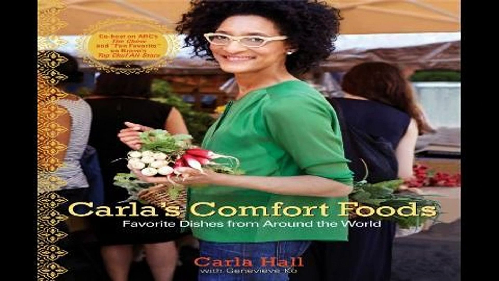 Favorite Dishes from Around the World Carlas Comfort Foods
