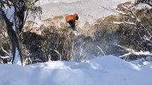 Roope Tonteri | Perfect Aussie Snow Storm  | Olliepop Films