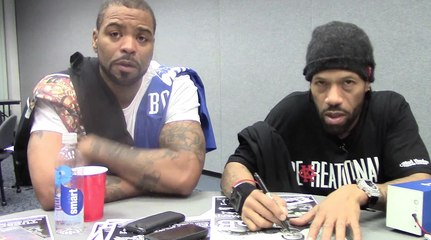 Redman and Method Man - WHO?MAG Minute