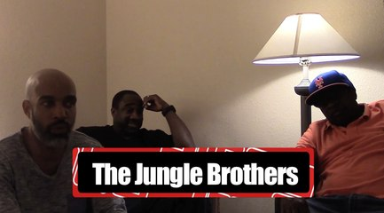 Jungle Brothers - WHO?MAG Minute