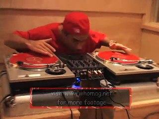 DJ Tat Money - live scratch session