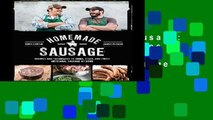[P.D.F] Homemade Sausage: Recipes and Techniques to Grind, Stuff, and Twist Artisanal Sausage at