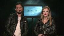 "IR Interview: J.R. Ramirez & Melissa Roxburgh For ""Manifest"" [NBC]"