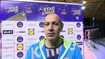 Benali Beghouach Istres Provence Handball