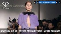 New York Fashion Week Spring/Summer 2019 - Oxford Fashion Studio - Megan Cannings | FashionTV | FTV