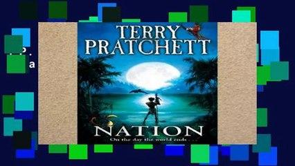 [P.D.F] Nation by Terry Pratchett