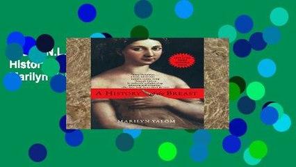 D.O.W.N.L.O.A.D [P.D.F] A History of the Breast by Marilyn Yalom