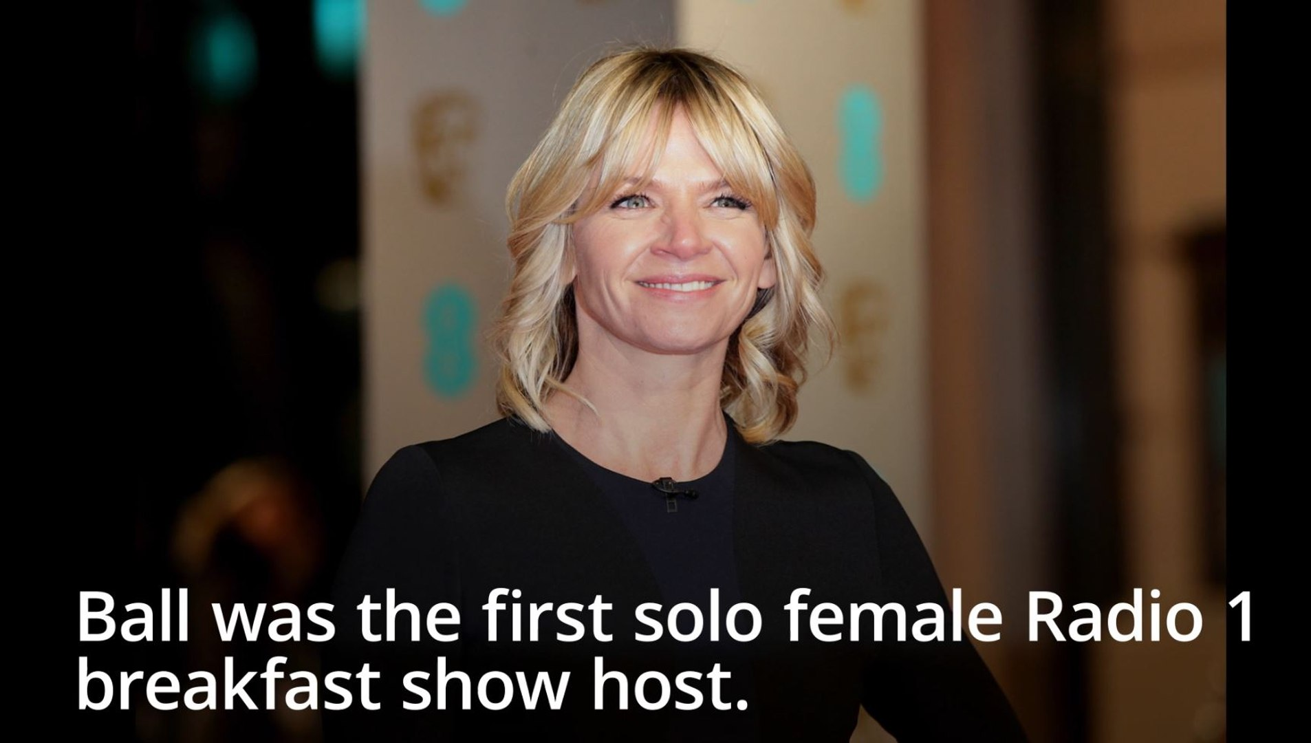 Zoe Ball takes over BBC Radio 2 Breakfast Show