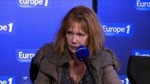 """Clémentine Célarié, sur son baiser à un jeune séropositif en 1994 : """"C'est lui le héros, pas moi !"""""""