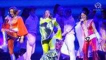 'Mamma Mia' international touring cast performs 'Dancing Queen'