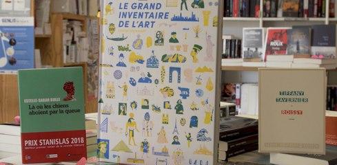 """Ma librairie : les conseils de la librairie """"Saint-Pierre"""" à Senlis - lecteurs.com"""