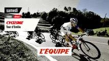TOUR D'ÉMILIE, bande-annonce - CYCLISME - TOUR D'ÉMILIE