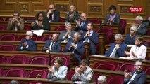 """Larcher : """"Le dialogue bicaméral,  la navette parlementaire,  comme la Commission mixte paritaire, sont des conditions de la qualité de la loi"""""""