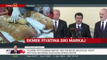 #SONDAKİKA İstanbul'da 250 gram ekmek 1,25 lira olacak
