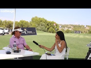 Miguel Angel Jimenez Exclusive Interview PART 1