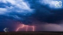 Des tornades impressionnantes - Le Rewind du Mercredi 03 octobre 2018