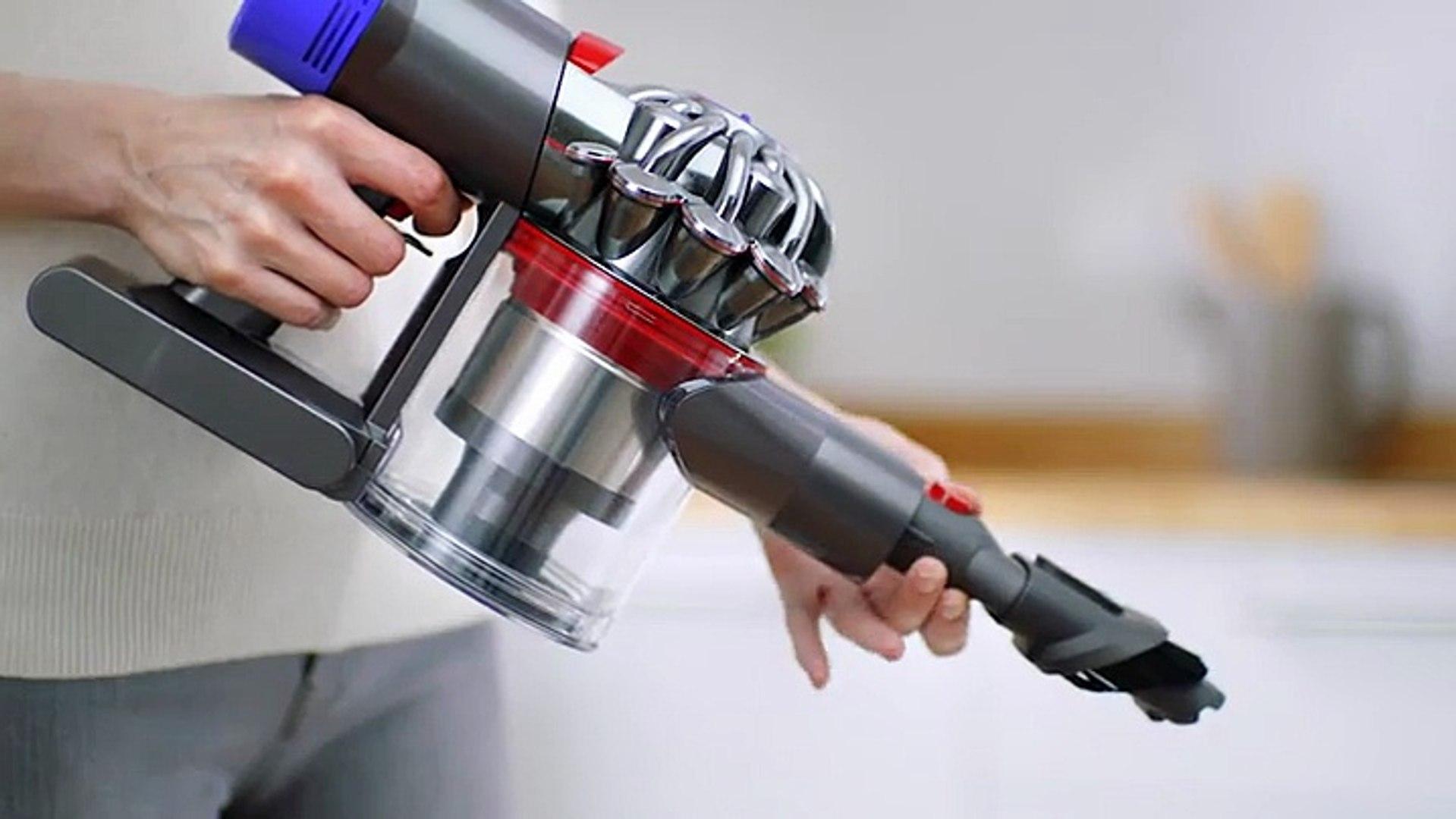 Moins 130 euros sur votre aspirateur sans fil Dyson !
