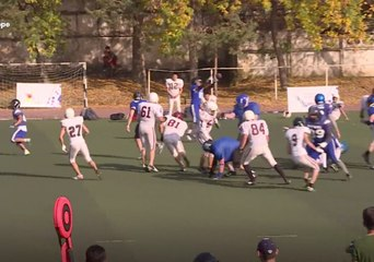 Kazakhstan Gets Football Fever as American Game Grows in Popularity