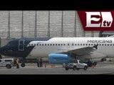 Taller de Mexicana seguirá dando mantenimiento a aviones de Estados Unidos / Mexicana MRO