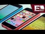 Apple lanza nuevos modelos de Iphone/Apple lanza  Iphone 5c y Iphone 5s/ Dinero con Rodrigo Pacheco