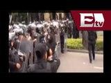 Manifestaciones y desalojos de la CNTE resumen semanal /Comunidad resumen de la semana