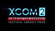 XCOM 2 : War of the Chosen - Annonce du Pack Héritage Tactique