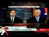 """La fórmula de Enrique """"El Ojitos"""" Meza"""