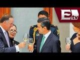 EPN ofrecerá mensaje para Primer Ministro de Suecia/Titulares de la tarde con Mariana y Kimberly