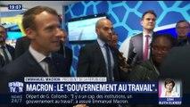 """Départ de Gérard Collomb: """"Pas une crise politique"""", selon l'exécutif"""