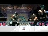 Pegasso, Metálico y Leono vs. Bobby Zavala, Disturbio y El Chole 09/02/13