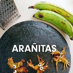 Plantain Arañitas