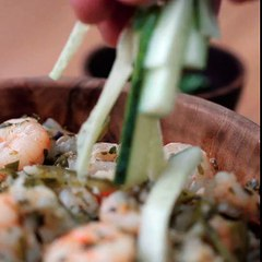 Camarones Borrachos (Drunken Shrimp)