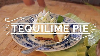 Tequilime Pie