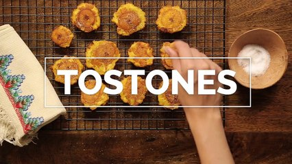 How to make tostones