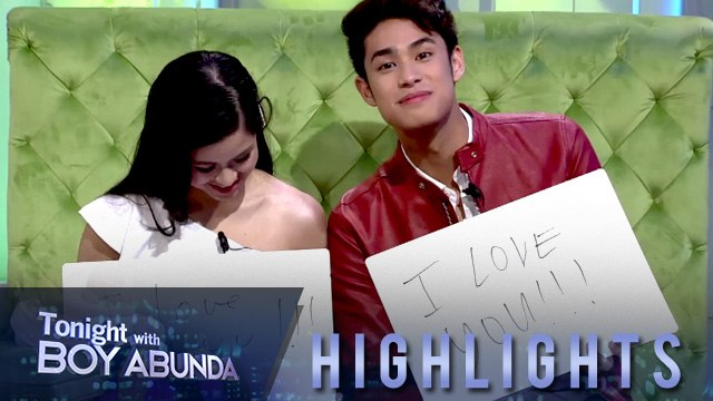TWBA: Donny and Kisses message to their fans