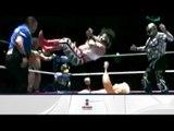La Sombra, Shocker y La Máscara vs. Mr. Niebla, Negro Casas y El Felino 04/05/13