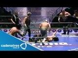 Rush, Terrible y Vangellys vs Shocker, Negros Casas y El Valiente 07/09/13